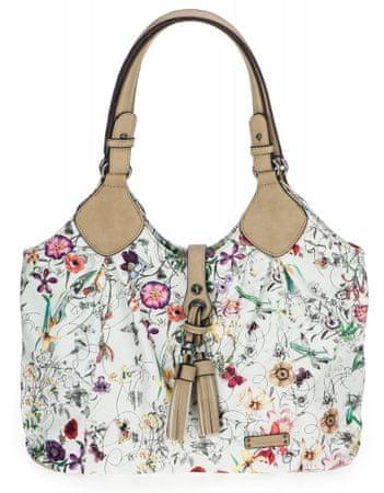 Tamaris ženska torbica Adelia, večbarvna