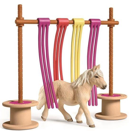 Schleich zavese za ponija