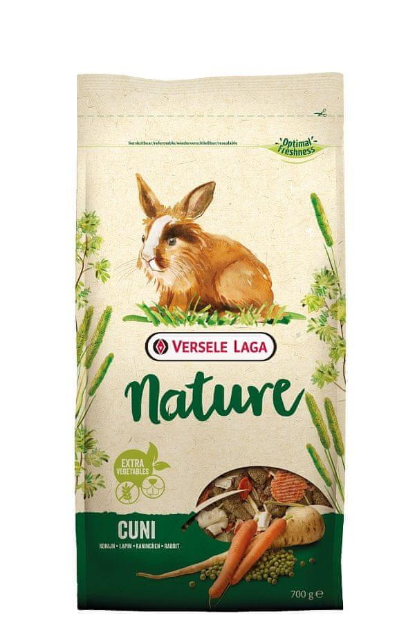 Versele Laga Nature Cuni - pro králíky 700 g