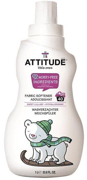 Attitude Aviváž pro děti s vůní Sweet Lullaby 1000 ml