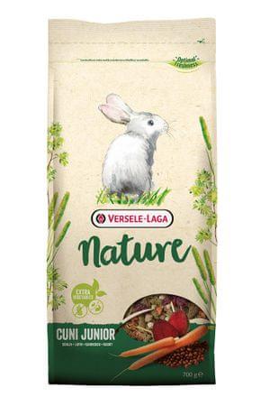 Versele Laga Nature Cuni Junior - pro králíky 700 g