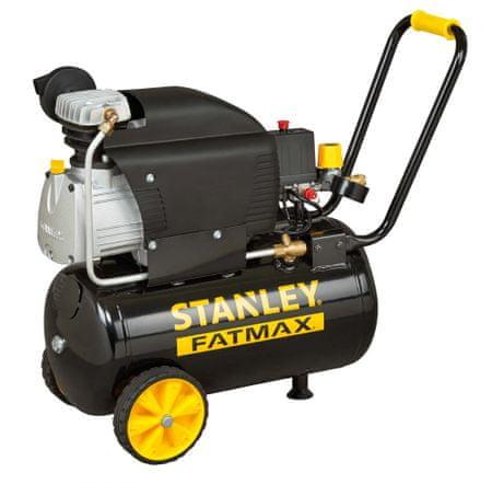 Stanley Olajos kompresszor D 251/10/24 S FTM