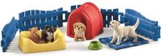 Schleich Domek dla szczeniaków