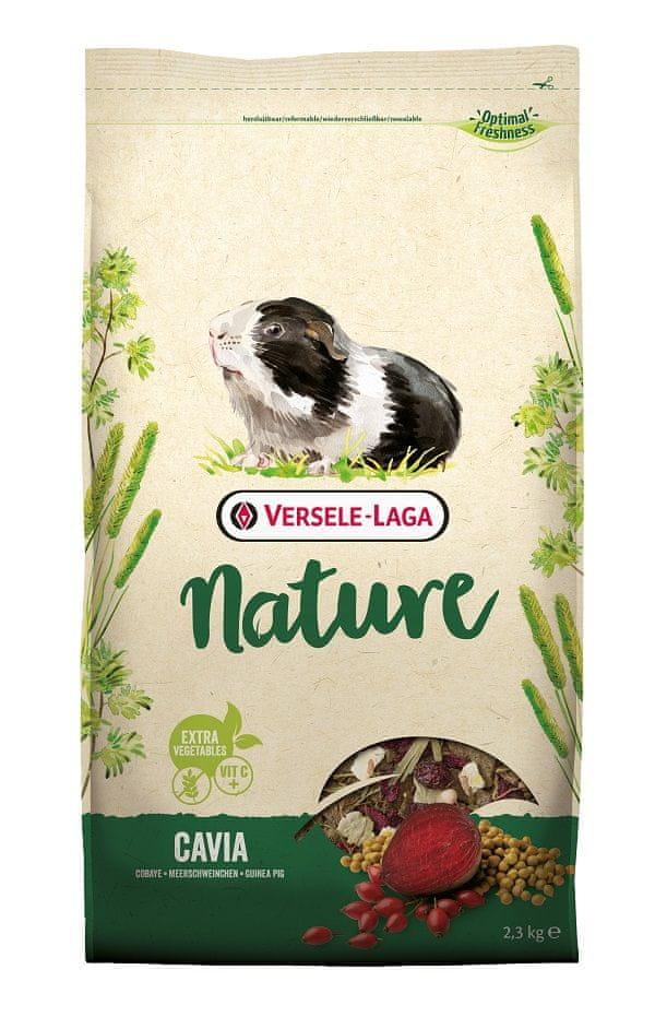 Versele Laga Nature Cavia - pro morčata 2,3 kg