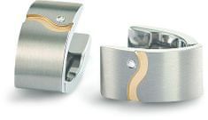 Boccia Titanium Originální titanové náušnice 05031-04