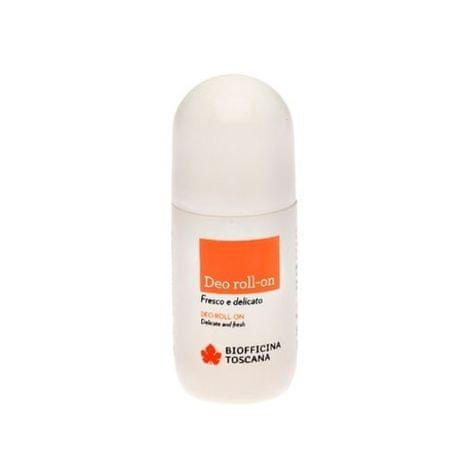 Biofficina Toscana Ball dezodor frissítő illata (Deo Roll-On) 50 ml