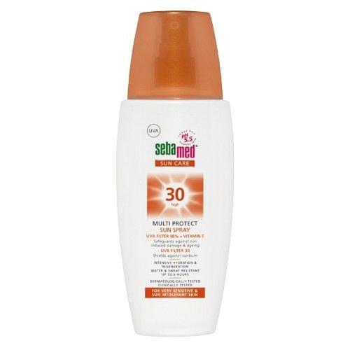 Sebamed Opalovací sprej SPF 30 Sun Care (Multi Protect Sun Spray) 150 ml