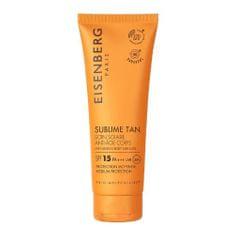 Eisenberg Tělo feletti fényvédő öregedésgátló SPF 15 ( Anti-Ageing Body Sun Care ) 100 ml