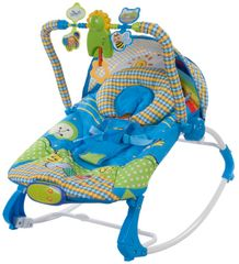 Sun Baby Leżaczek dziecięcy z wibracją i muzyką