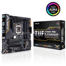 Asus osnovna plošča MB TUF Z390M-PRO GAMING, LGA1151, DDR4, mATX