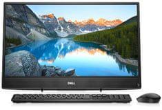 DELL AiO namizni računalnik Inspiron 3477 i5-7200U/8GB/SSD128GB+1TB/MX110/23,8FHD/Linux (5397184169773) - Odprta embalaža