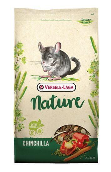 Versele Laga Nature Chinchilla - csincsilláknak 2,3 kg