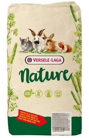 Versele Laga Nature Chinchilla - pro činčily 9 kg