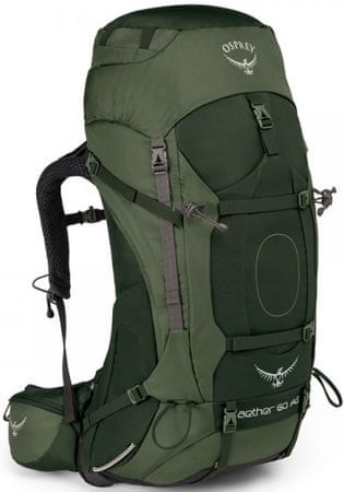 Osprey Aether AG 60 Adriondack Green L