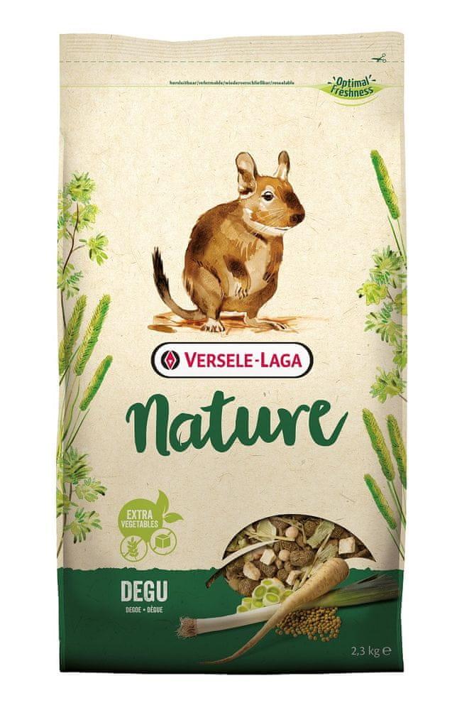 Versele Laga Nature Degu - pro osmáky degu 2,3 kg