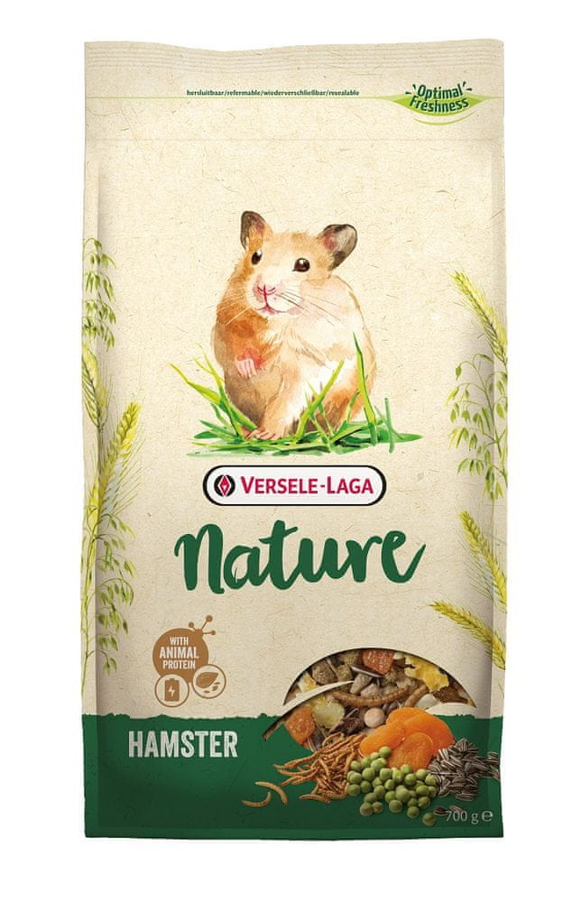 Versele Laga Nature Hamster - pre škrečky 700 g