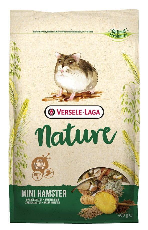 Versele Laga Nature Mini Hamster - pre škrečky 400 g