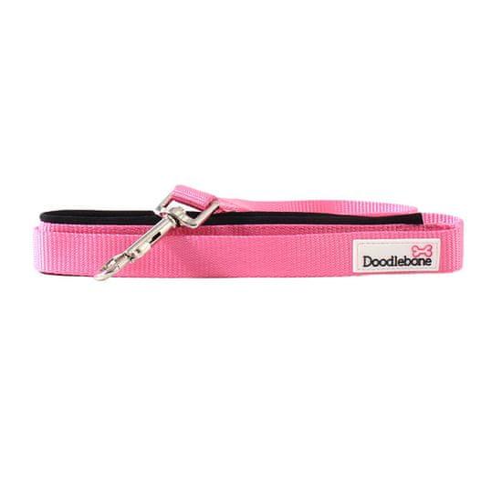Doodlebone povodac Pink, ružičasti