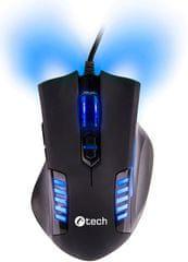 C-Tech Empusa, modré LED (GM-17)