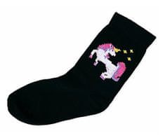Albi Humorné ponožky - Jednorožec