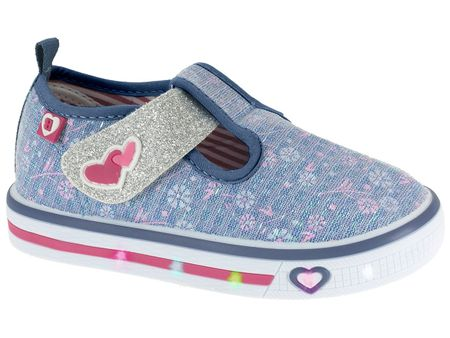 Beppi dekliški čevlji Canvas Shoe, 26, modri