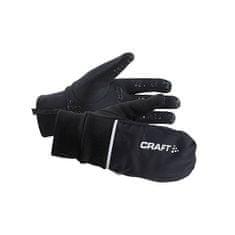 Craft Rukavice Hybrid Weather Black