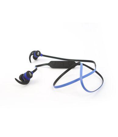 XBlitz Bezdrátová sluchátka Pure, s mikrofonem a s bluetooth 4.1, dosah 10 m