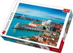 Trefl Puzzle Benátky 2000 dílků