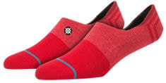 Dámské kotníčkové ponožky Uncommon Invisible Red W115A18UNC-RED