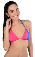 Tommy Hilfiger BikinifelsőTriangle RP Dazzling Blue UW0UW00522-679
