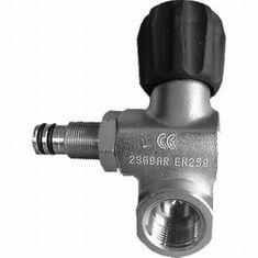 SCUBATECH Ventil rozšírenie 232 Bar, pre ľavý ventil, kyslíkovo čistý