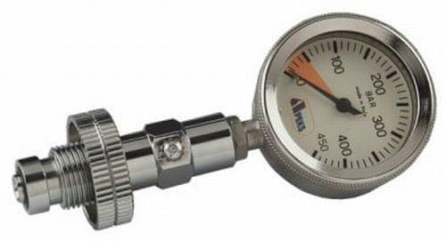 APEKS Manometer na meranie tlaku vo fľaši