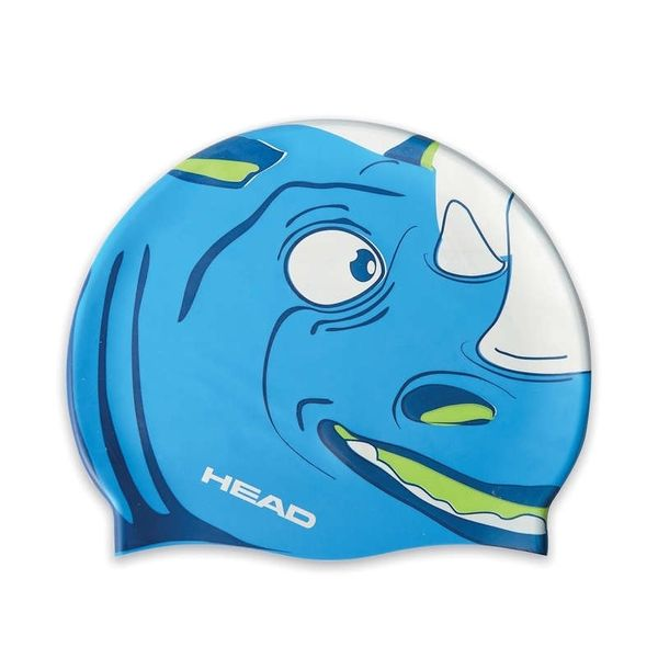 Head Čepice plavecká METEOR junior, nosorožec
