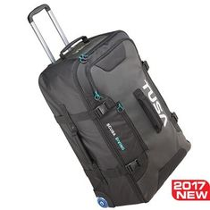TUSA Taška ROLLER BAG LARGE