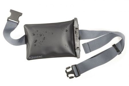 Aquapac Pouzdro Belt Black - Ledvinka s opaskem 828