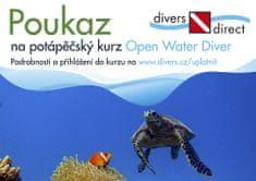Poukaz dárkový na potápěčský kurz OWD, Open Water Diver Dry