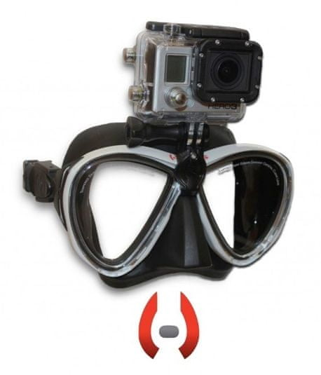HOLLIS Držák na kameru GO Pro na masku M3