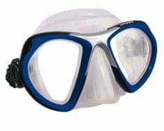 SOPRASSUB Maska LUCIDA transparentní, modrá