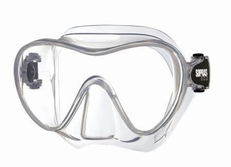 SOPRASSUB Maska OCCHIO, transparentní