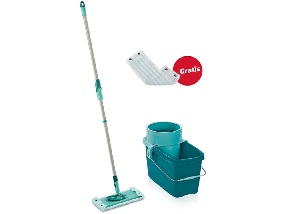 Leifheit Clean Twist extra soft M a náhrada k mopu twist Micro Duo M 52064