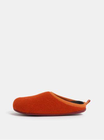 Camper oranžové dámské papuče Special 39