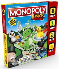 HASBRO Monopoly Junior - HU