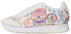 Desigual Női cipő Gala xy Skull 19SSKF08 1000