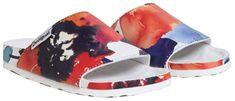 Desigual Sandal Sando Camo virág Blanco 19SUBK01 1000