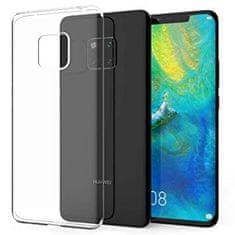 Ovitek za Huawei Mate 20 Pro, prozoren