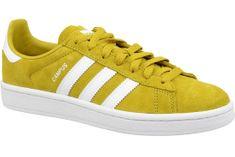 Adidas Campus CM8444 40 2/3 Żółte