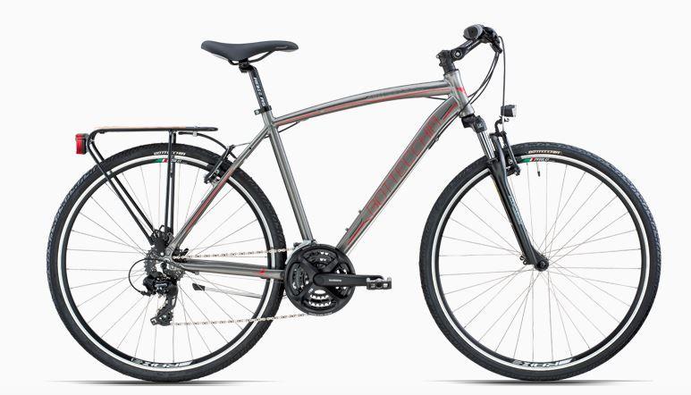 Bottecchia Lite Cross 315 šedá trekingové kolo, vel. XL