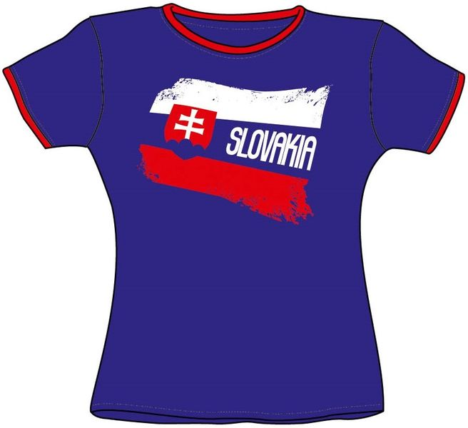 Sportteam Fan. triko SR 1 dámské L