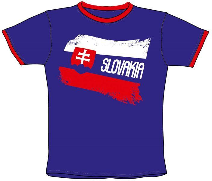 Sportteam Fan. triko SR 1 pánské M