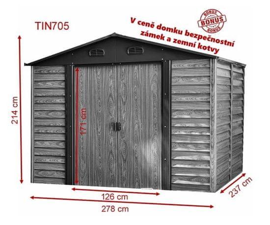 Tinman TIN 705